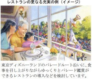 新たなレストランのイメージ (c)Disney