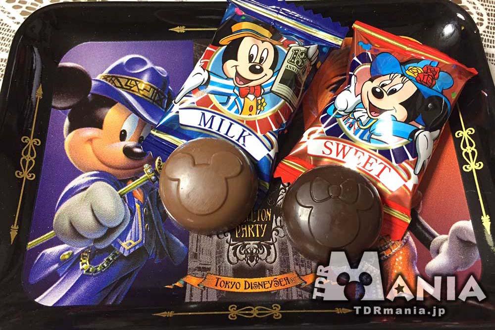 チョコレートを出してみた
