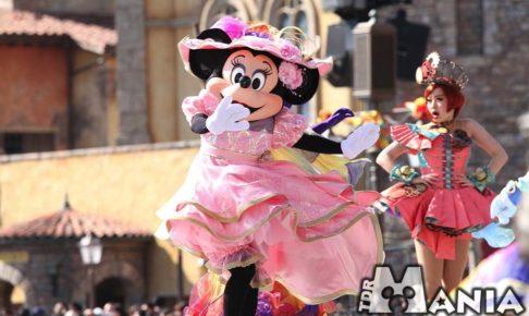 東京ディズニーシーの「ディズニー・イースター」