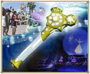 クリスタルコンパス(c)Disney