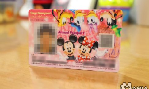 2パーク年間パスポート