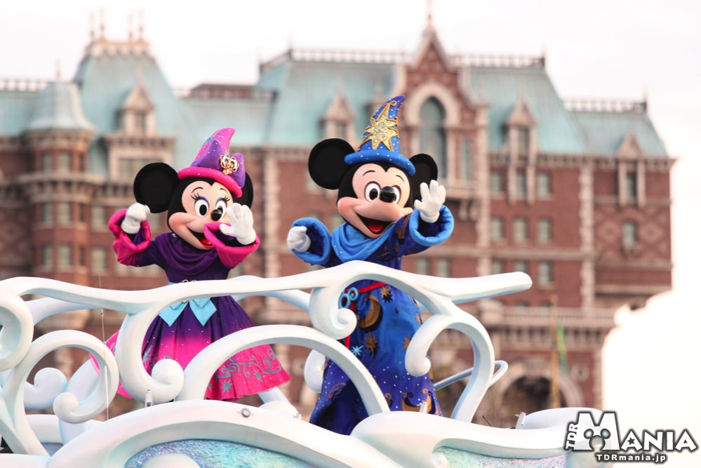 TDS10周年「Be Magical!」