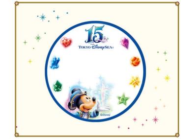 Wishシール(c)Disney
