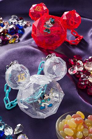 ミニスナックケース (c)Disney