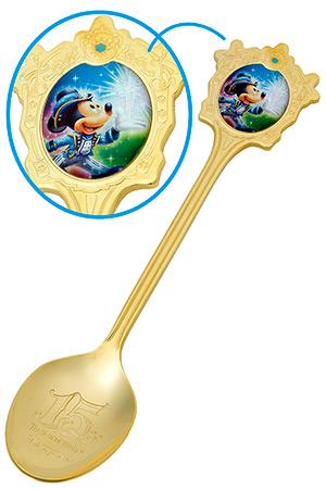 コレクタブルスプーン (c)Disney