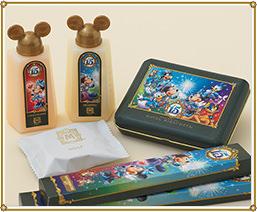東京ディズニーシー・ホテルミラコスタのルームアメニティー(c)Disney