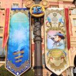 ミッキー広場のデコレーション