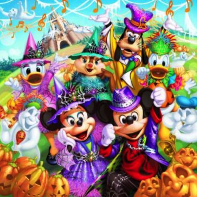ディズニー・ハロウィーン2016 (c)Disney