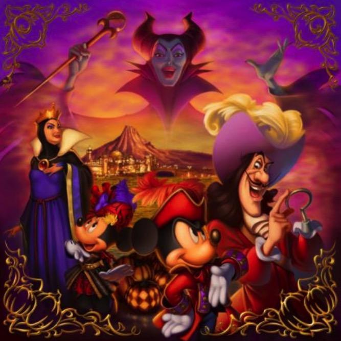ディズニー・ハロウィーン2016(イメージ) (c)Disney