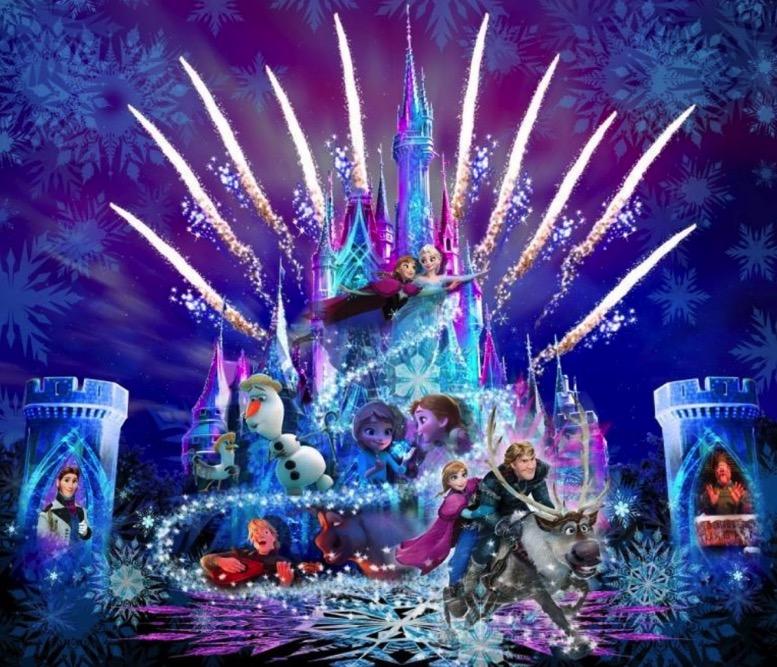 フローズン・フォーエバー(イメージ) (c)Disney