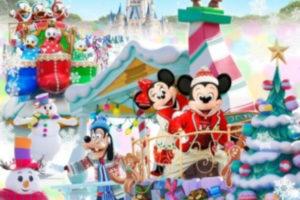 35周年を迎えた東京ディズニーランド®のクリスマスのパレードにJALが今年も協賛
