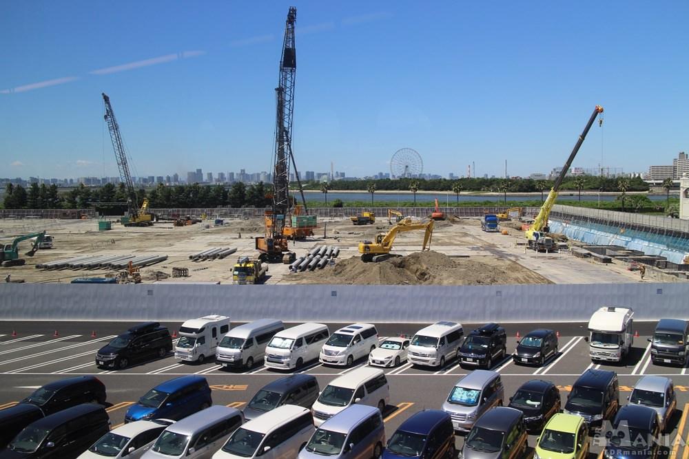 立体駐車 工事 TDL