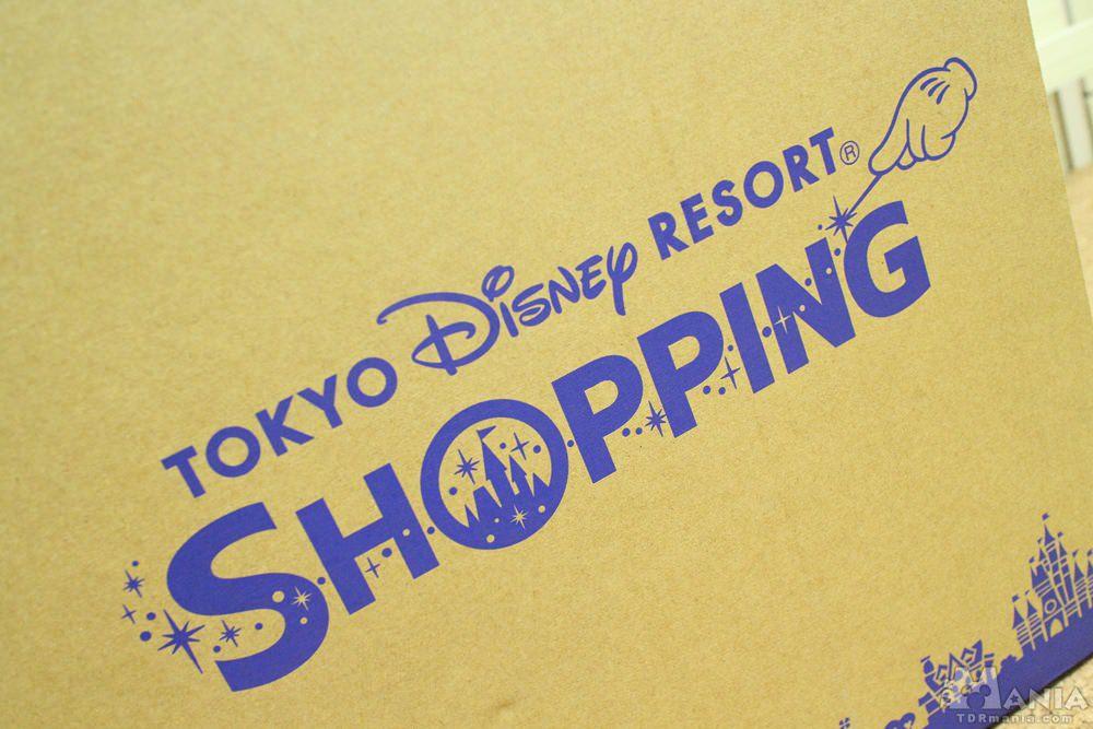 東京ディズニーリゾート公式アプリ ショッピング