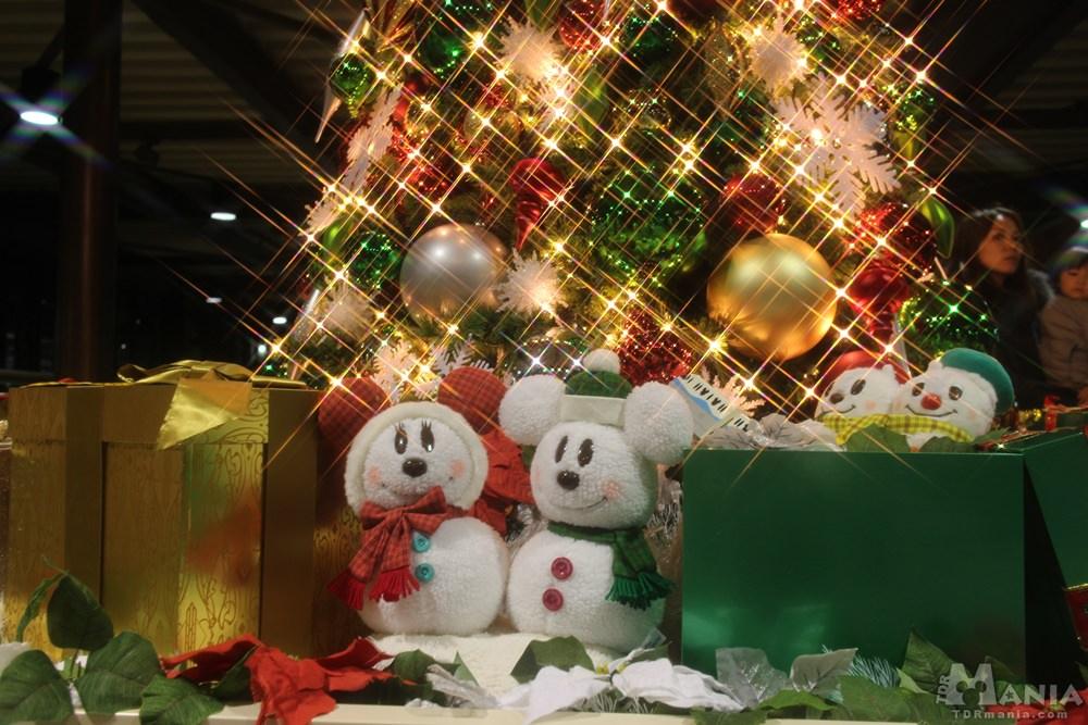 新ハーバーショーイッツクリスマスタイム抽選導入