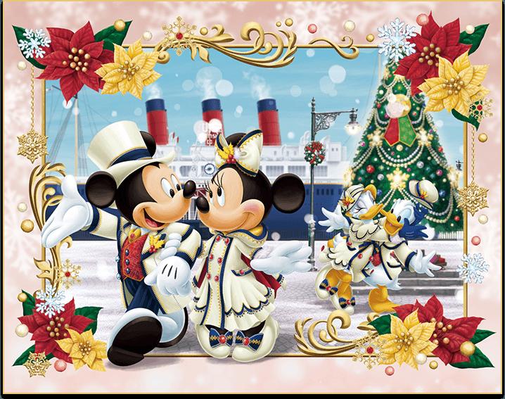 ディズニー・クリスマス 2018