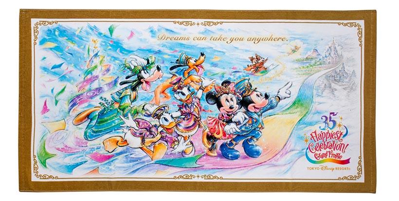 """東京ディズニーリゾート35周年""""Happiest Celebration!""""グランドフィナーレ"""