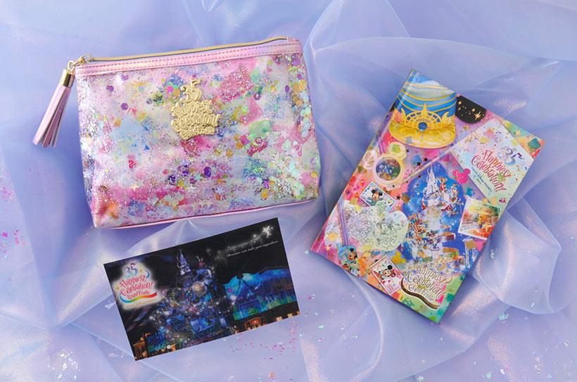"""東京ディズニーリゾート35周年""""Happiest Celebration!""""グランドフィナーレスペシャル グッズ"""