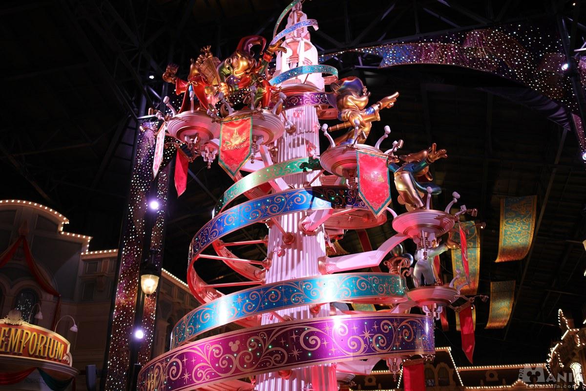 セレブレーションタワー クリスマス