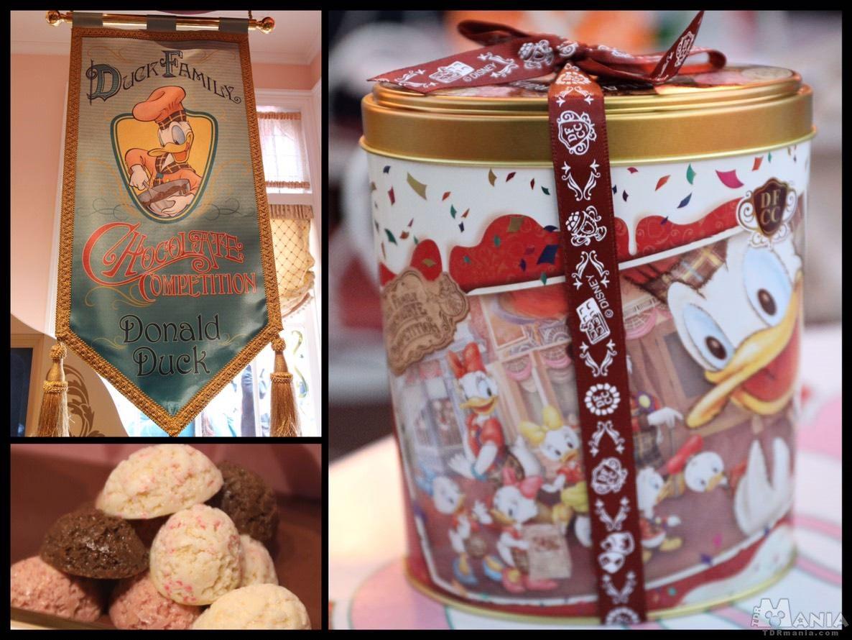 ペイストリーパレス チョコレートクランチ ピック&マンチ