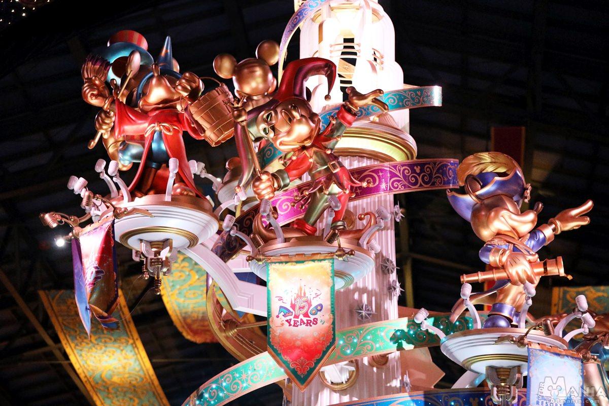 東京ディズニーランド 15周年 ビバ・マジック!