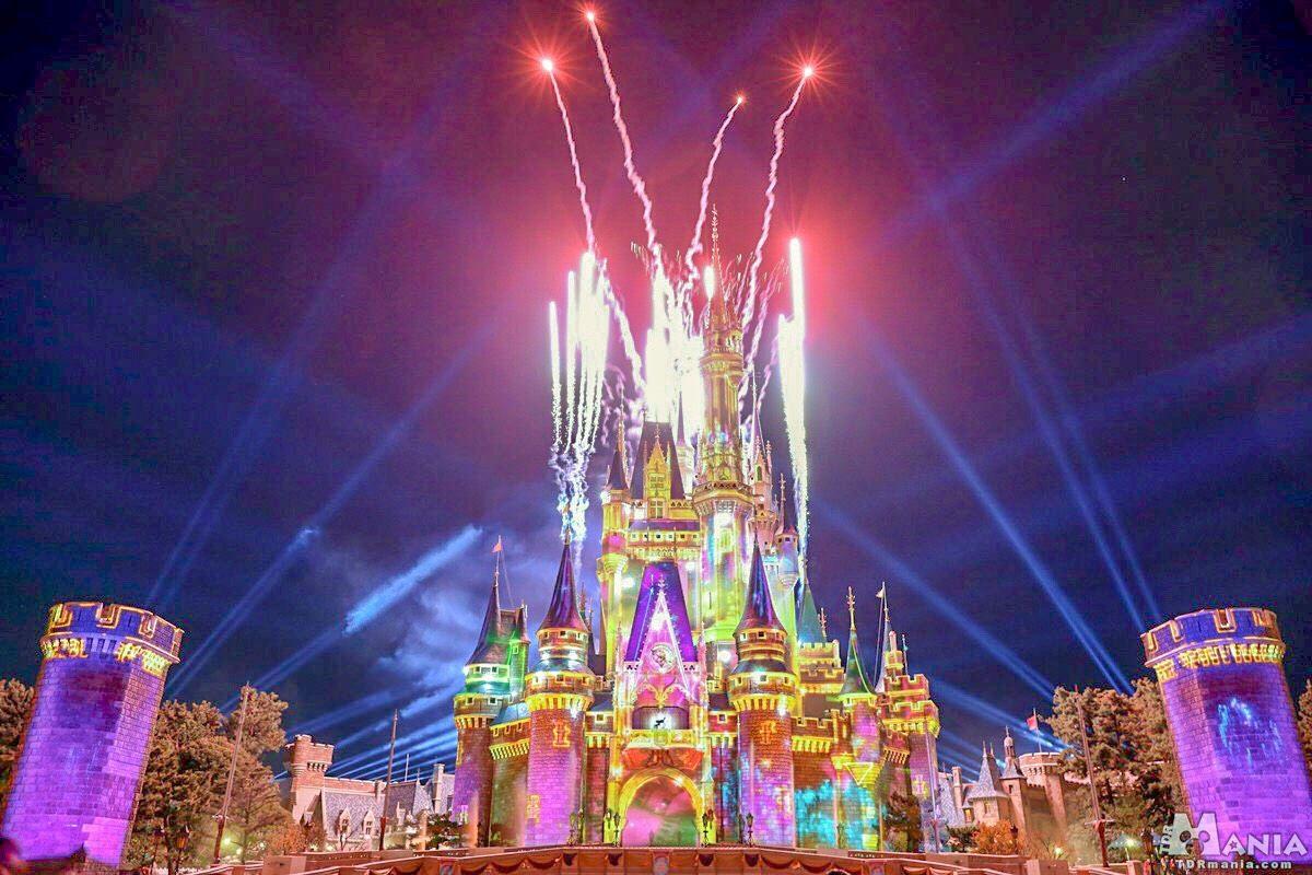 Celebrate! Tokyo Disneyland
