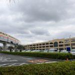 東京ディズニーランド・パーキング 立体駐車場