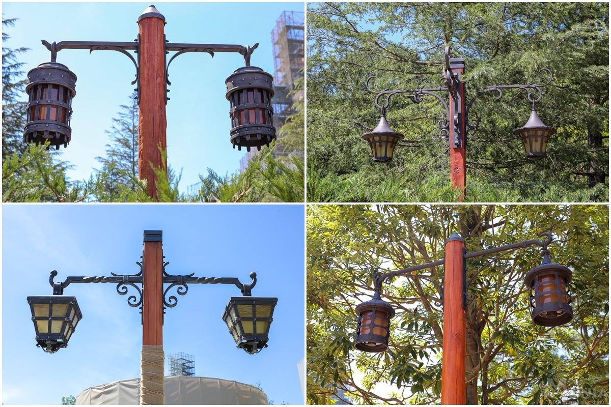 新ファンタジーランド 街灯