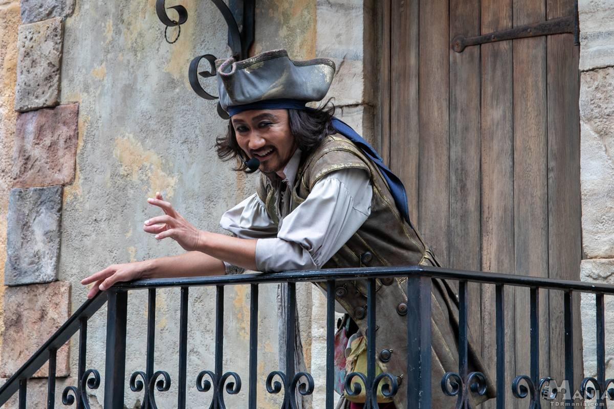 海賊グリーティング