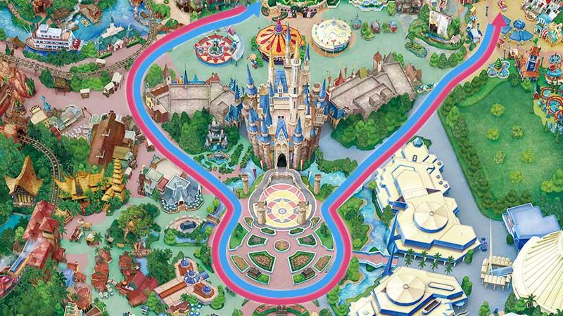 【公式】東京ディズニーランド・エレクトリカルパレード・ドリームライツ|東京ディズニーランド|東京ディズニーリゾート