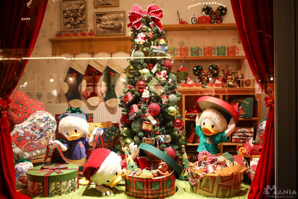 ワールドバザール ショーウィンドウ クリスマス