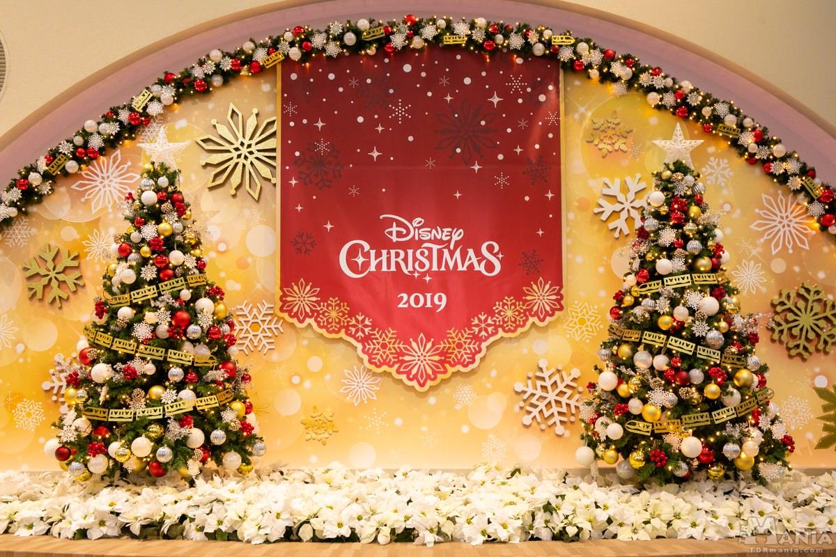 リゾートゲートウェイ・ステーション クリスマスデコレーション