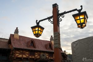 ニューファンタジーランド 街灯