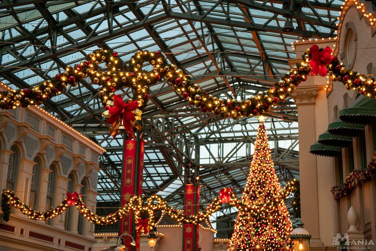 ワールドバザール クリスマス