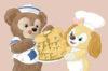 【速報】ダッフィーに新しい友達《Cookie(クッキー)》が登場